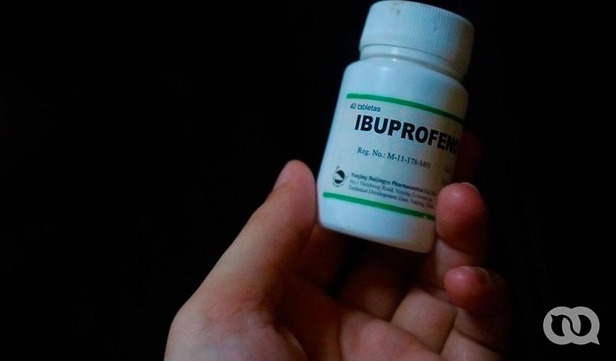 Es falso que el ibuprofeno puede empeorar la enfermedad en personas con COVID-19
